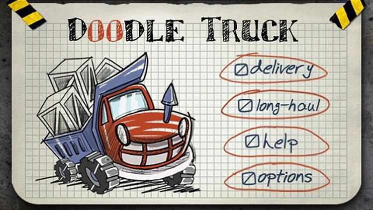 Doodle Truck screenshot-4