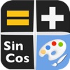 Colorful Calculator 7 - iPadアプリ