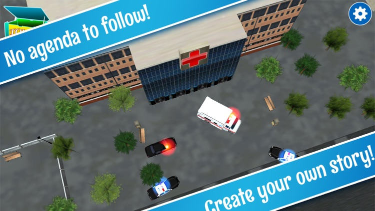 MyVille - The best city craft game for kids! screenshot-3