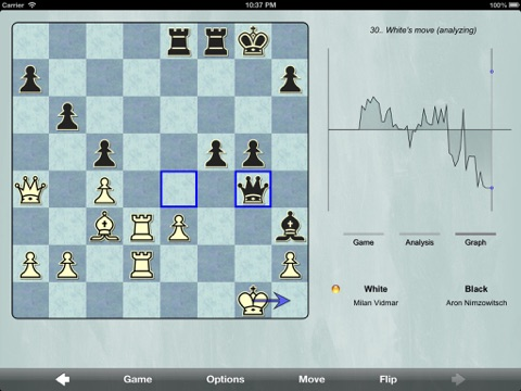 Screenshot #6 pour SmallFish Chess For iOS 6 - Free & Friends