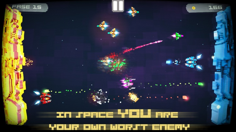 Twin Shooter - Invaders screenshot-4
