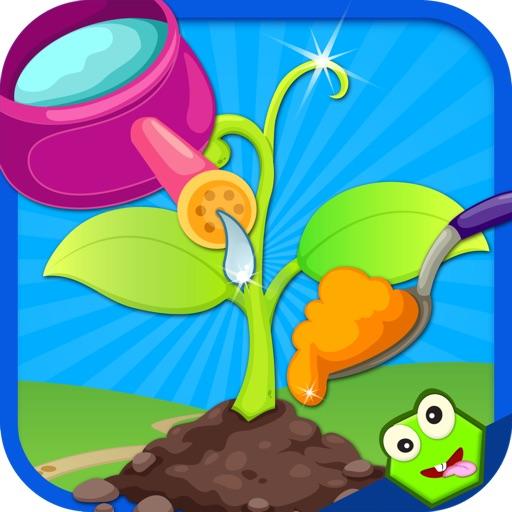 Enchanted Garden - Farm Games for Kids