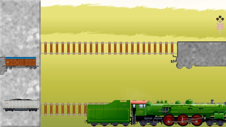 Toy Train Puzzles for Toddlers and Kids ! screenshot-4