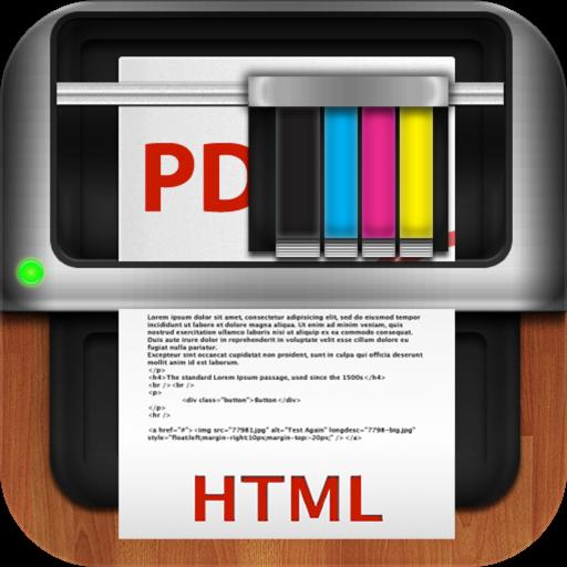 PDF-to-HTML Converter