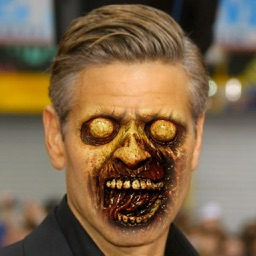 Zombie Face Maker - Create Scary Pictures with Zombie Masks! Perfect for Halloween.