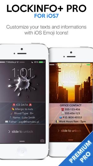LockInfo PRO For IOS7