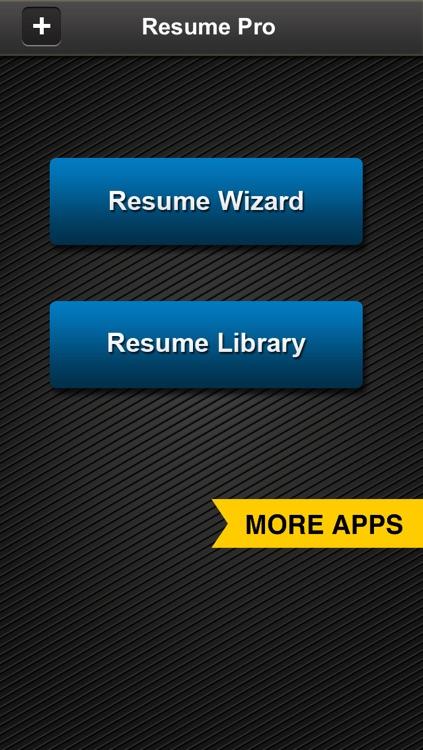 Resume Builder+