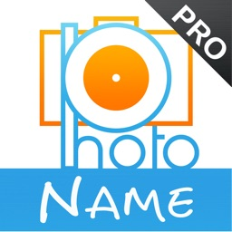 PhotoName PRO : Add texts and captions to your pictures