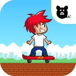 Skater man Dash - Tony Hawk!