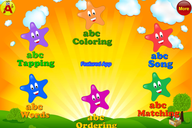 ABC Alphabet Phonics - Alphabet Ordering, ABC Song, Letters