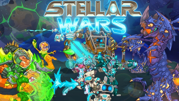 Stellar Wars screenshot-0