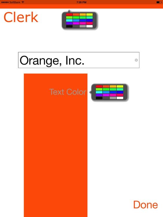 Clerk screenshot-4