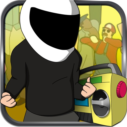 Harlem Shake Runner - Run on Subway City Trains icon