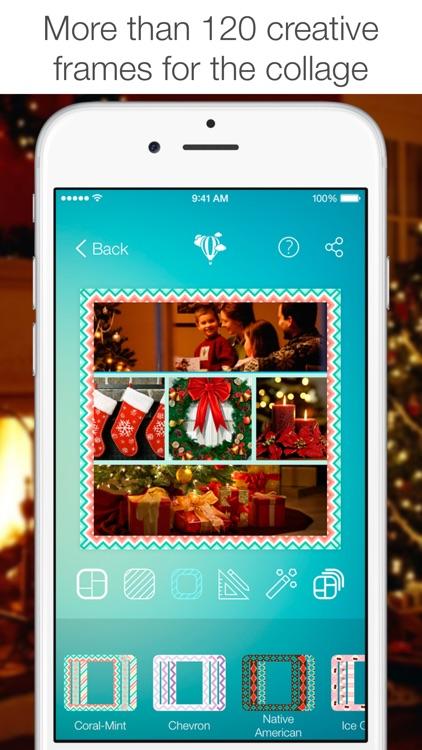 Justframe Pro - Collage Photo Editor screenshot-3