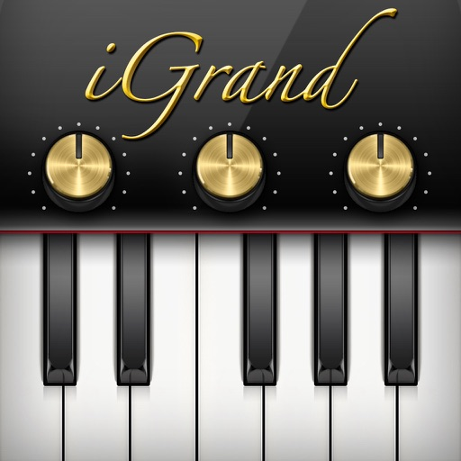 iGrand Piano for iPad icon