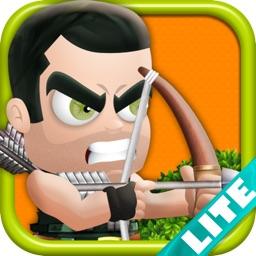 Jungle Hunter Battle of Legends Elite Heat Challenge LITE - Multiplayer Reloaded Pro Edition!