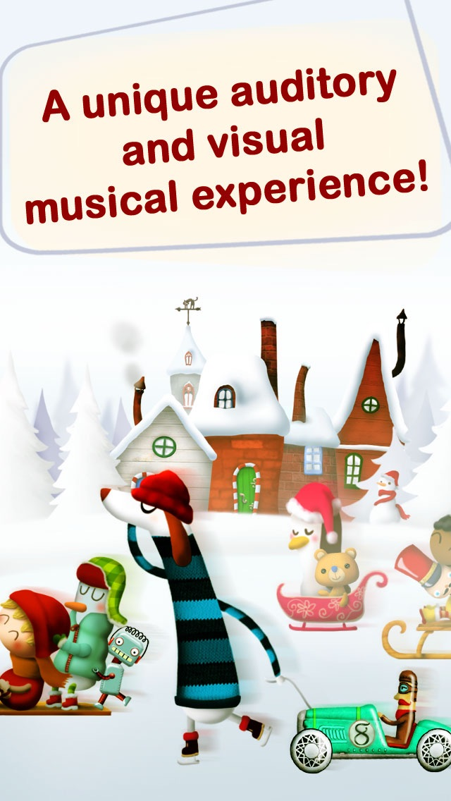 Christmas Songs Machine- Sing-along Christmas Carols for kids! | App ...