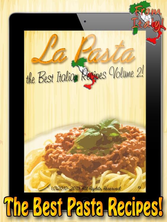 La Pasta HD Volume 2 - More Italian Pasta Recipes