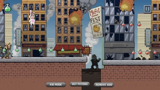 Screenshot #6 for A Game of Z - Zombie World War Free Modern Nations Edition
