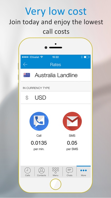 Cheap International Calls & Text | Vinota screenshot-3
