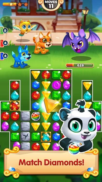 Diamond Quest! screenshot-0