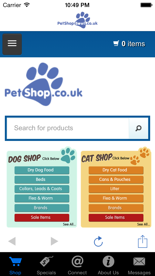 PetShopBowl.co.uk