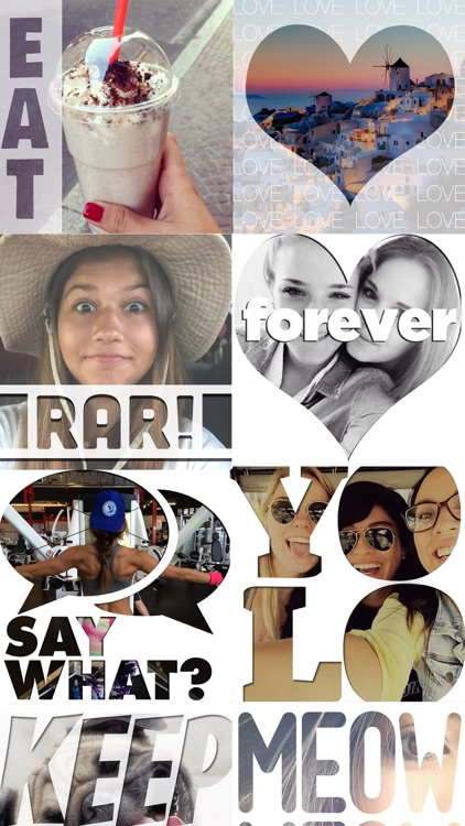 LetterFX Pro - Word Frames for Photos (Instagram edition)