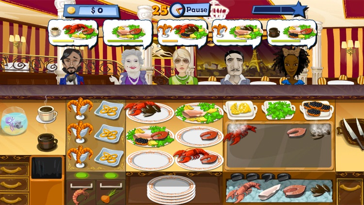 Happy Chef 2 screenshot-1