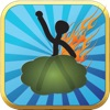 無料ゲーム:おならスティックマン Farting stickman game free - iPhoneアプリ