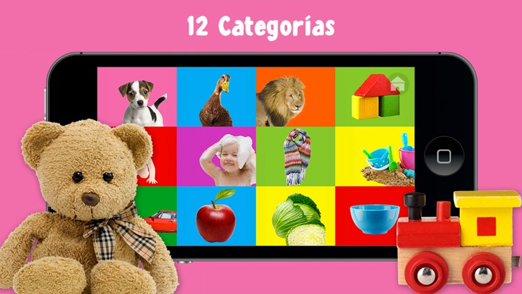 100 Words for Babies & Toddlers European screenshot-3