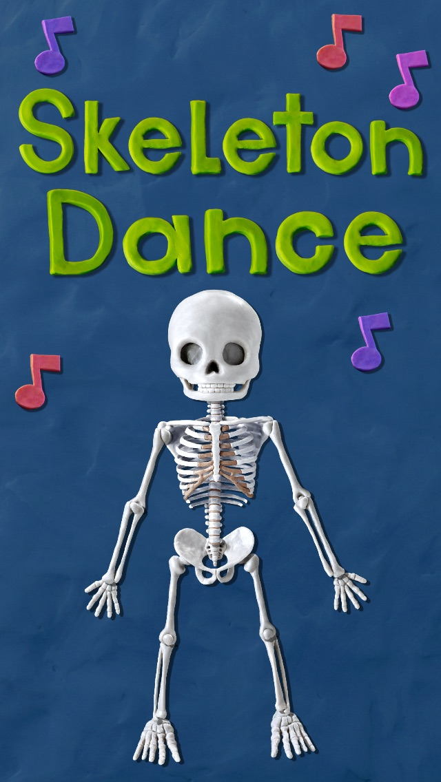 Skeleton Dance by Busy Brain Media - The Fun Educational Puzzle Game ...
