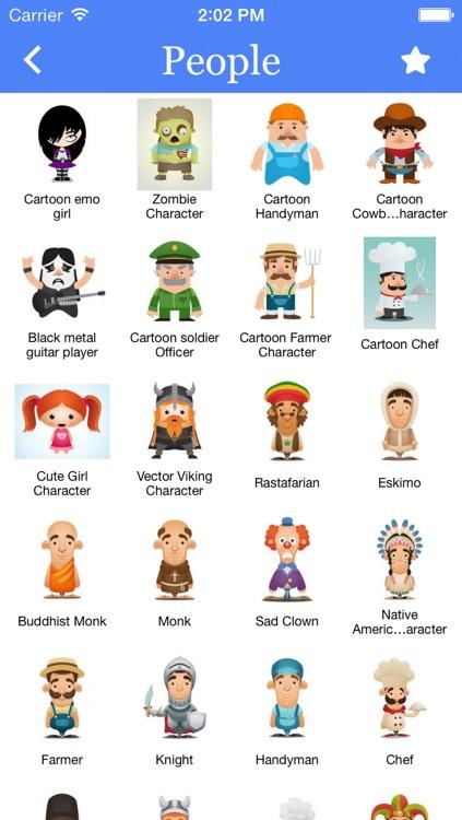 Stickers For WhatsApp App Pro screenshot-4
