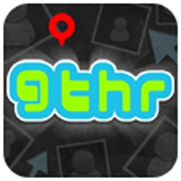 gthr - Helps to share photos with Facebook friends in a location from your phone for free!