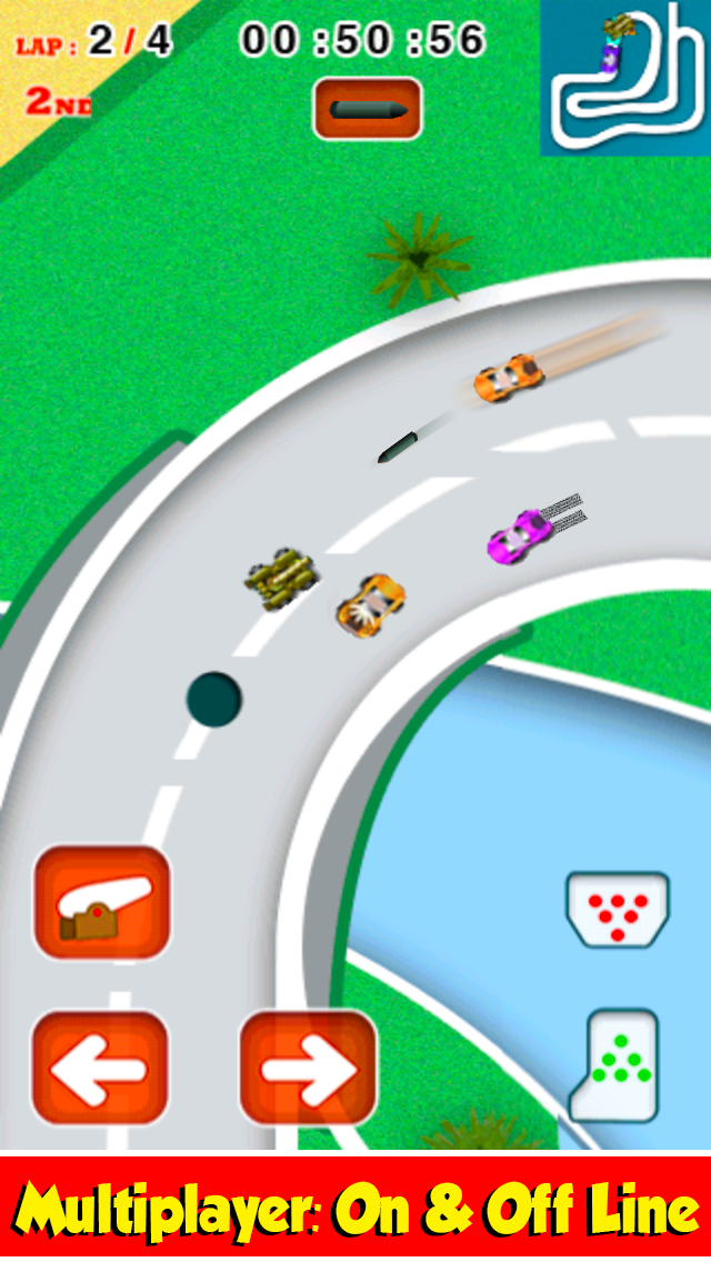 Mini Machine Crazy Car Racing GT FREE - Drag Turbo Speed Chase Race Edition - By Dead Cool Gamesのおすすめ画像4