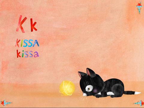 Aakkospeli Lapsille для iPad