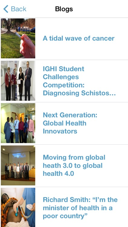 Institute of Global Health Innovation