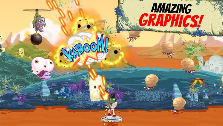 Jeff Space - Action Packed Arcade Shooting Game