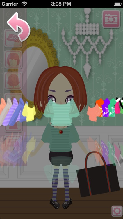 dress‐up doll screenshot-3