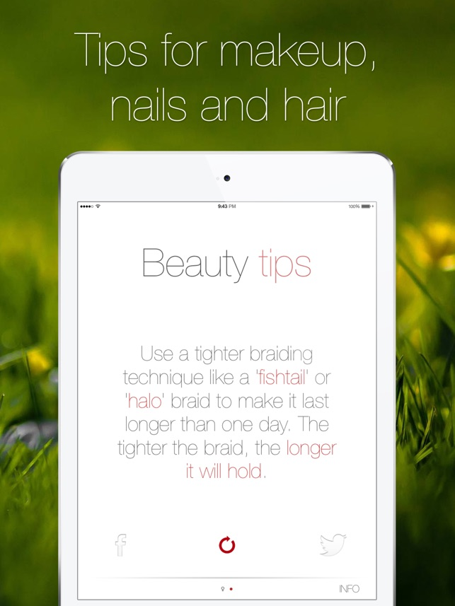 Beauty Tips Professional Advice For Makeup Hair And Nails Care On The App Store