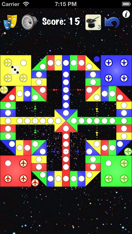 Simply Ludo screenshot-0