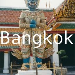 hiBangkok: Offline Map of Bangkok(Thailand)