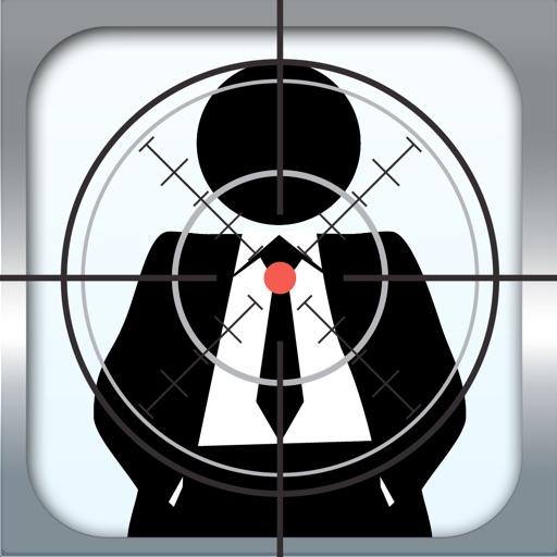 Stickman X Shootout Pro icon