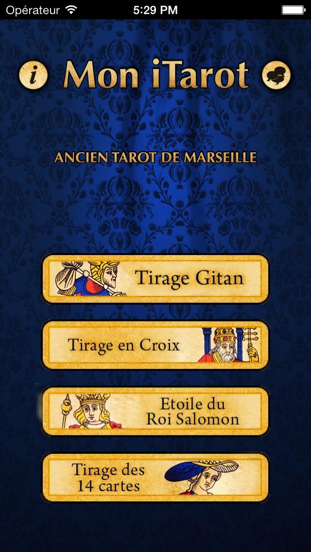 download Le Tarot de Marseille apps 2