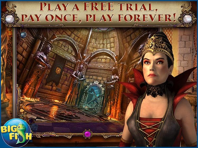 The Secret Order: Ancient Times HD - An Adventure Hidden Object Game screenshot-0