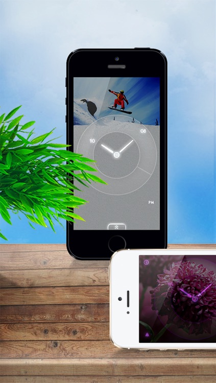 Retina Alarm Clock Free screenshot-3