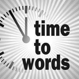 The clock that writes time - time2words