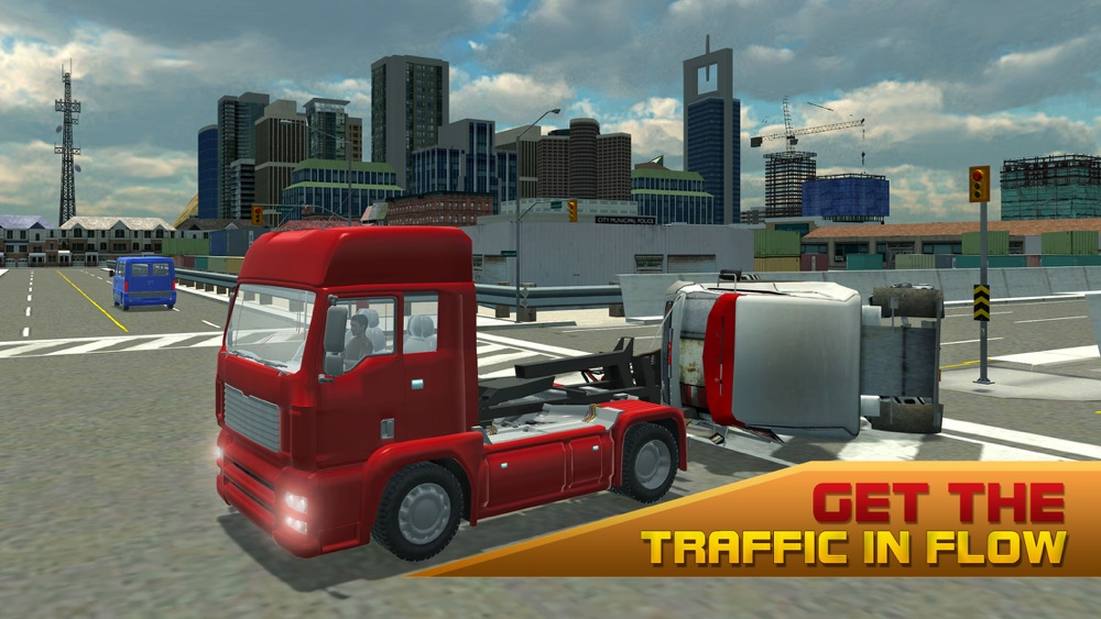Tow Truck Simulator – 3D Towing Simulation Game Cheat Codes