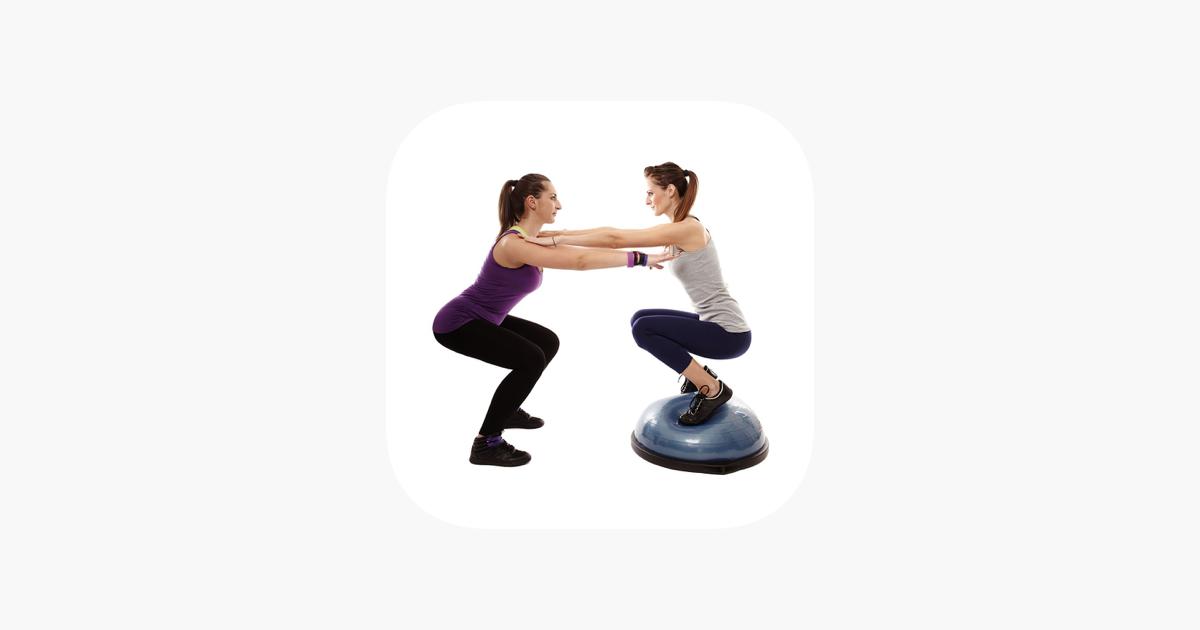 Bosu Ball Personal Trainer on the App Store e5a2696bc28f