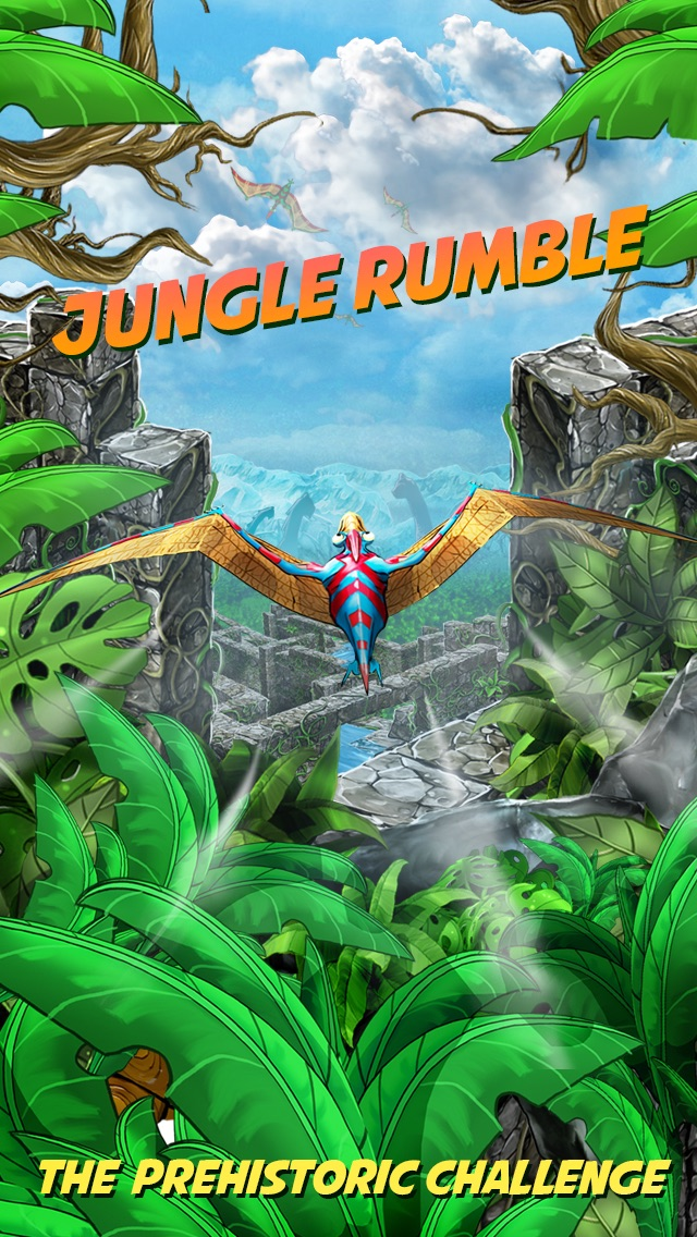 Jungle Rumble – The Prehistoric 3D Fun Arcade Challenge