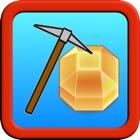 Ein Edelstein Miner Such Schatz: Graben in Stein Boden KOSTENLOS icon